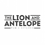 Lion and Antelope