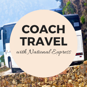 Coach Travel from Manchester Airport with National Express
