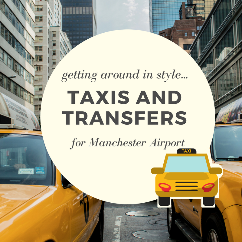 Taxis and transfers leader for Manchester Airport