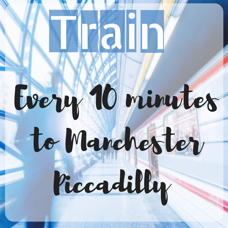 Manchester Airport Maps & Directions - Manchester Airport Guide