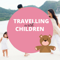 Travelling with children terminal information