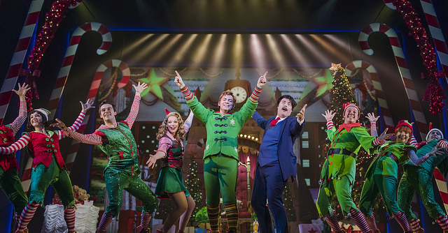 Christmas Show to see this year is ELF in Manchester