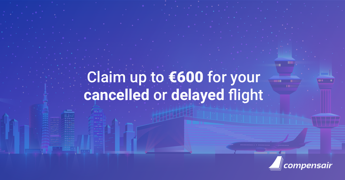 Birmingham Airport flight compensation