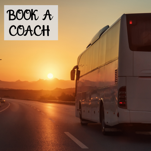 book a coach at Manchester