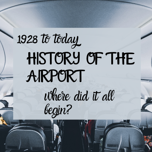 manchester airport history
