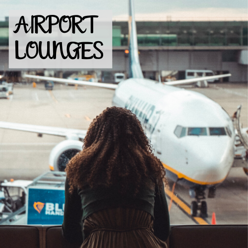 manchester airport shops - lounges at Manchester